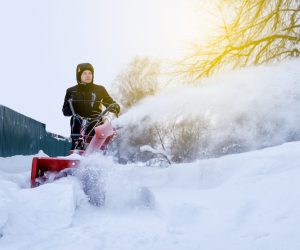 Confront the ice and snow with Schmigs Professional Lawn Service on your side.
